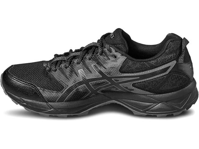 asics Gel-Sonoma 3 G-TX - Zapatillas running Mujer - gris/negro